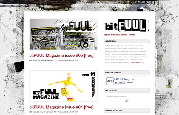 bitFUUL Magazine