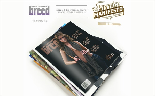 breedmag Magazine