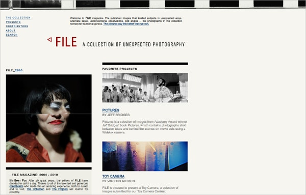 File Magazine