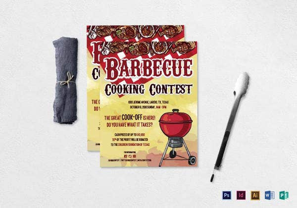 bbq-cooking-contest-flyer-template