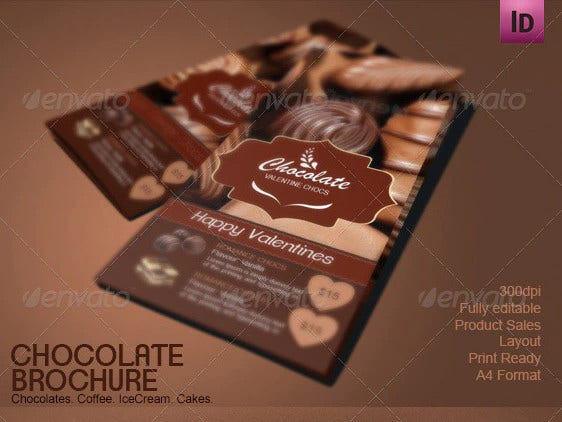 chocolate shop brochure1