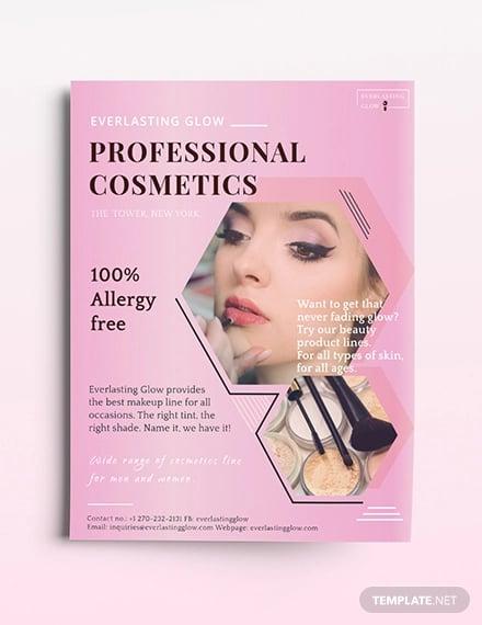 cosmetics flyer1
