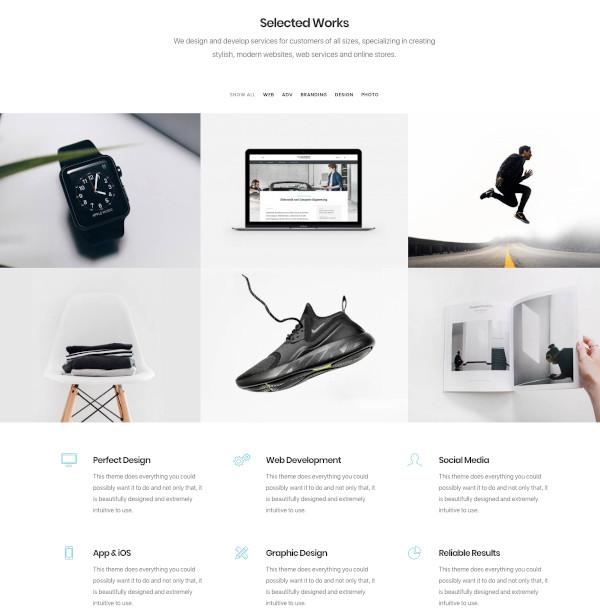 creative multiuse wordpress theme1