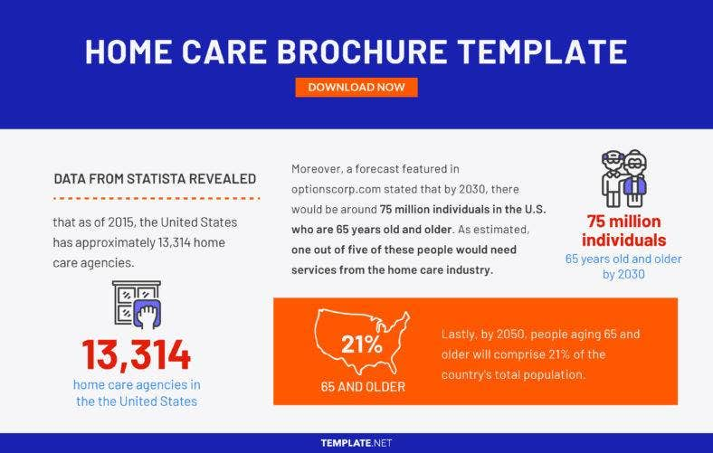 home care brochure template 788x501