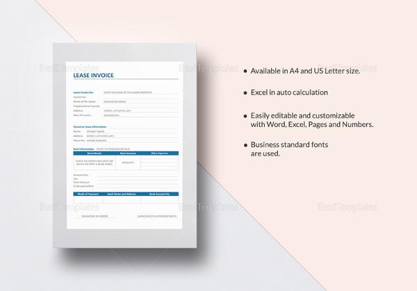 lease-invoice