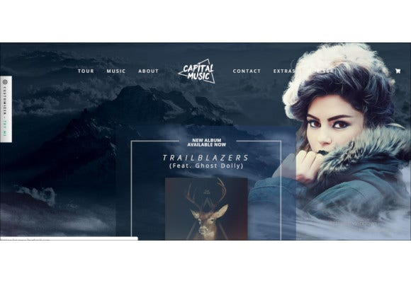 music-wordpress-theme-with-ajax-and-continuous-playback