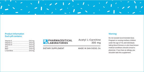 pill bottle label template