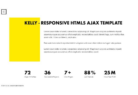 responsive html5 theme