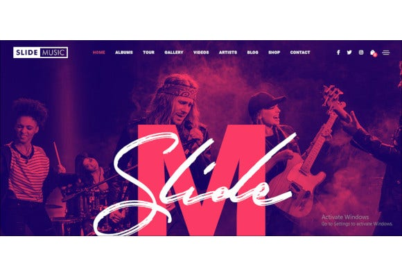 simple-music-wordpress-theme