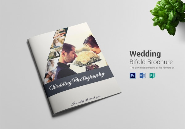 20  wedding planner brochure templates