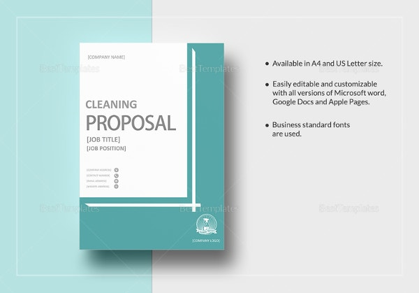cleaning-proposal-template