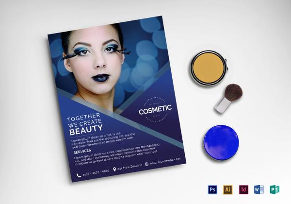 cosmetics-flyer