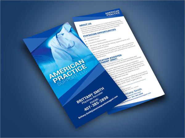American Medical Practice Flyer