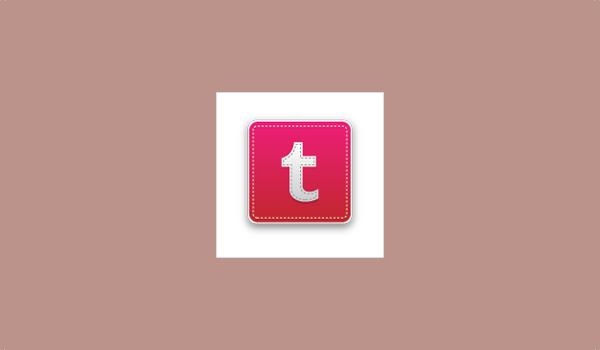 Pink Tumblr Icon