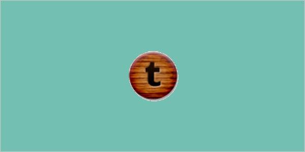 woodgrain tumblr icon1