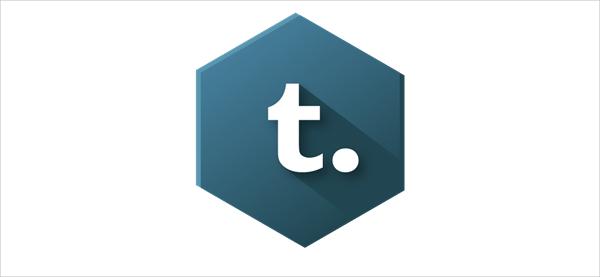 hexagonal tumblr icon