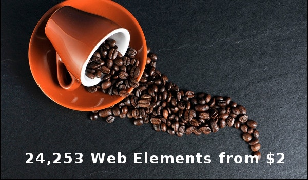 24,253 Web Elements from $2