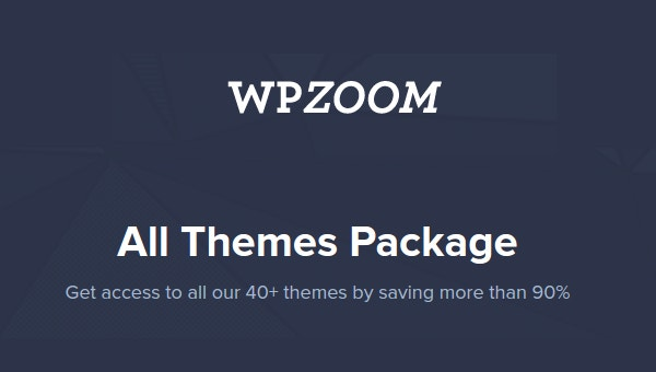 WPZoom Themes Discount Coupon for July 2016