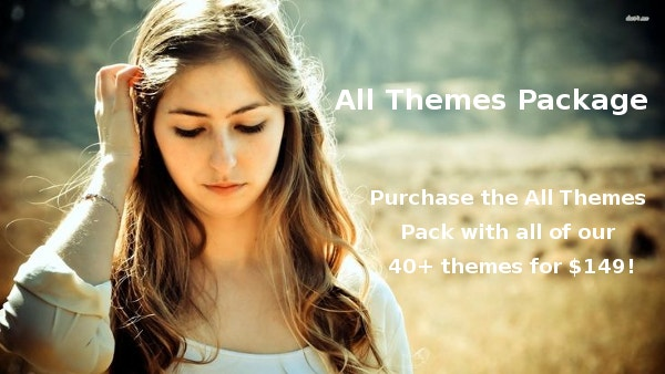 40+ Themes Pack Only for $149 Hurryup