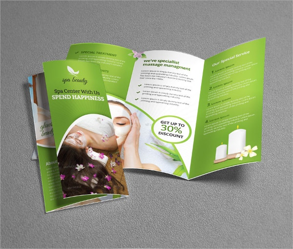 spa brochure template - 18 massage brochure templates psd ai free premium