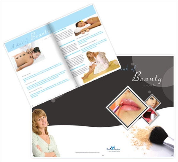 Brochure Template for Massage Therapy