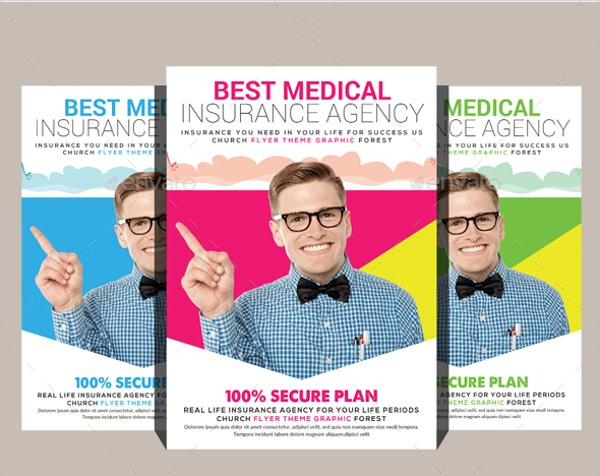 insurance flyer templates  14  Insurance Flyer Templates - Free PSD, Ai, EPS Format Download ...