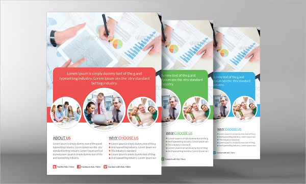 Insurance Flyer Templates  Free Psd Ai Eps Format Download