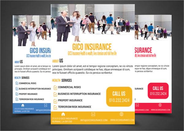 gico insurance flyer