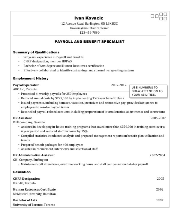 certified forklift operator resume - Forklift Resume Sample
