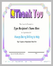 Certificate template 826 free word pdf psd eps format if you are about to give someone a gratefulness then why dont use the certificate of appreciation template that can send anyones admiration to an yelopaper Image collections