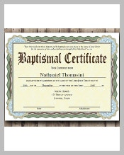 Certificate template 826 free word pdf psd eps format download baptism certificate is presented by any church or religious group to their new member that has received an initiation to become part of it thecheapjerseys Images