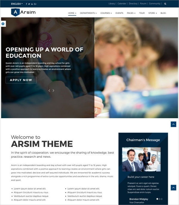 modern education wordpress theme 59