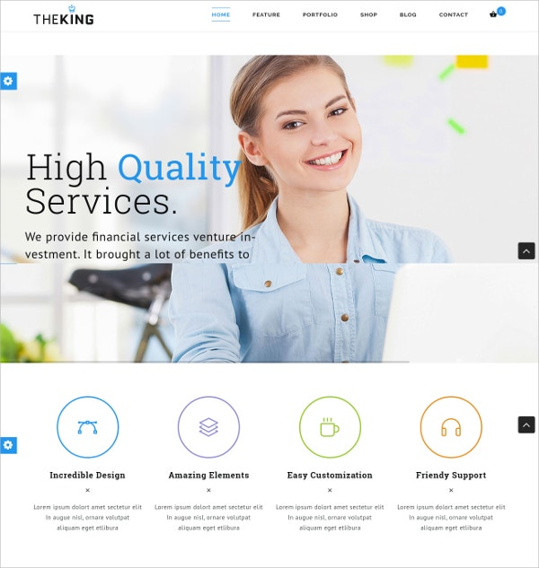 Business Agency Joomla Template $48