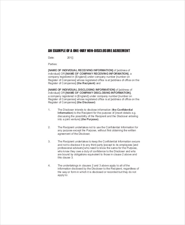 Marketing Agreement Template   Free Word Excel Pdf Documents