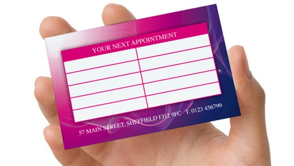 appointment cards templates free.html