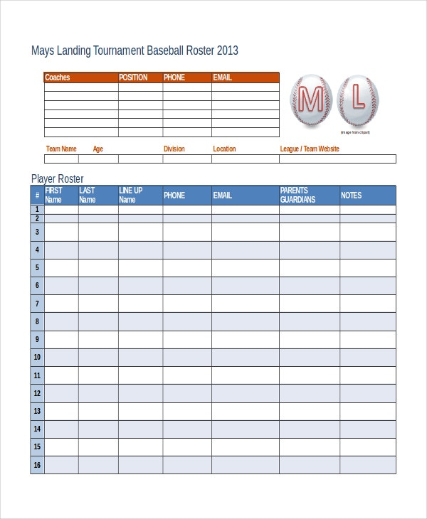 Excel Roster Template 5 Free Excel Documents Download - dinocro.info