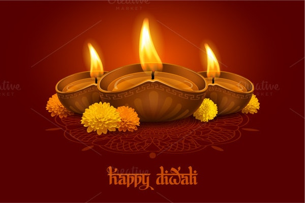 Diwali Holiday Template