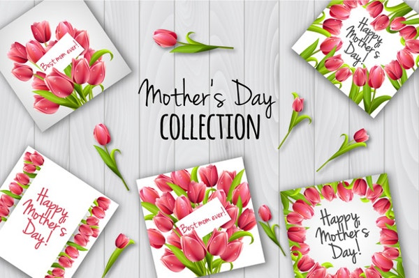 Mother's Day Holiday Template