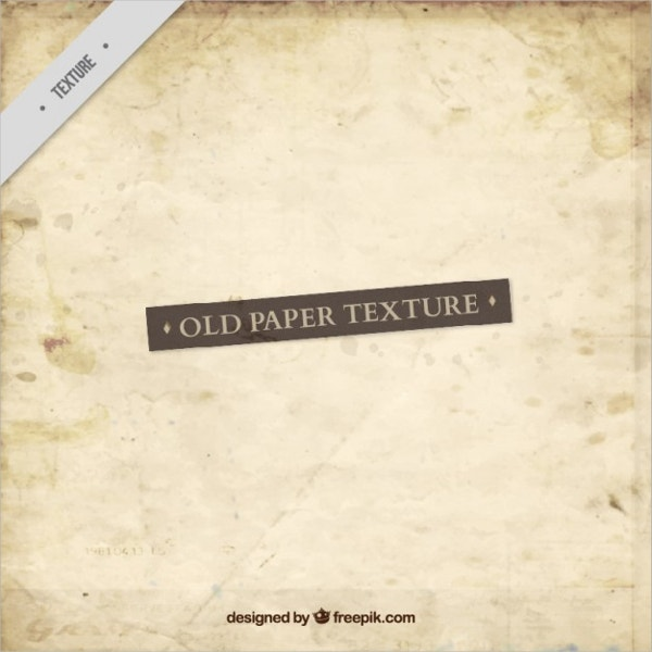 Abstract Old Paper Texture Free Vector
