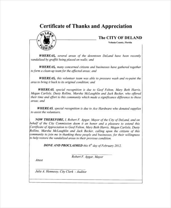 certificate-of-thanks-and-appreciation
