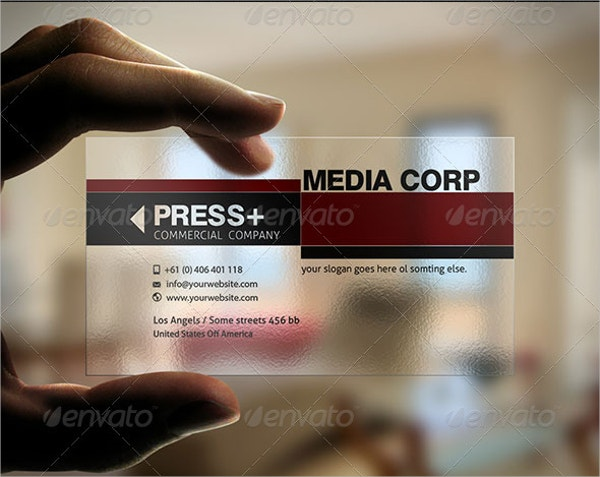 18 transparent business card free psd ai eps format download elegant business card template reheart Choice Image