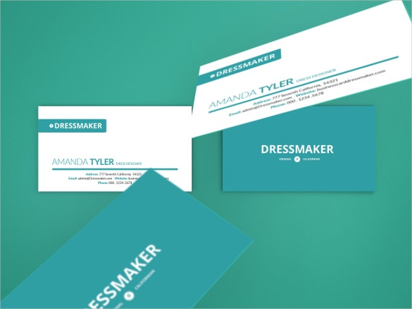 premium transparent business card templates