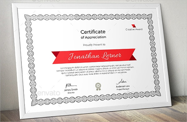 Winner Certificate Templates - 21+ PDF, Word, AI, InDesign ...