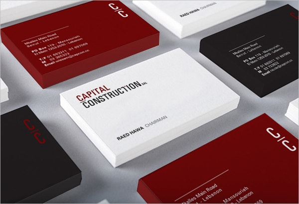 21 construction business cards free psd ai eps format download corporate construction business card reheart Gallery