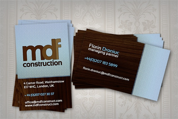21 construction business cards free psd ai eps format download mdf construction business card reheart Image collections