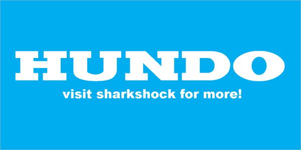 Hundo Logo Font