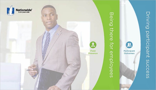 Consultant Campaign brochure
