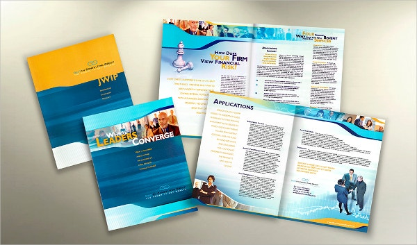 Deutch Consulting Branding Brochure