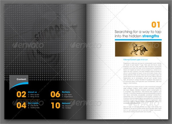 Management Consulting Brochure