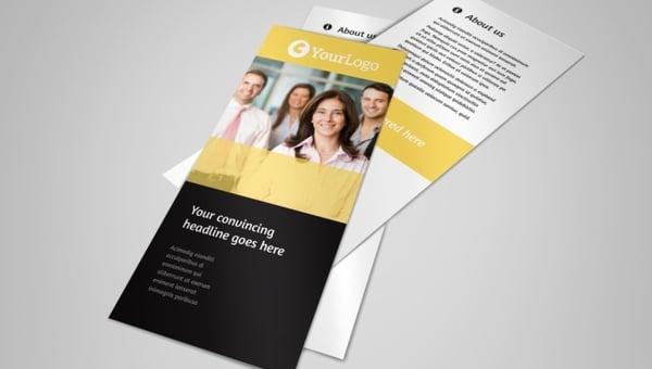 consultant brochure template